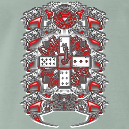 1 66 - Männer Premium T-Shirt