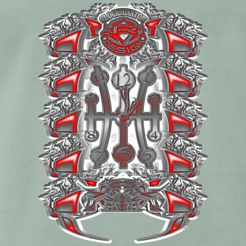 1 49 - Männer Premium T-Shirt