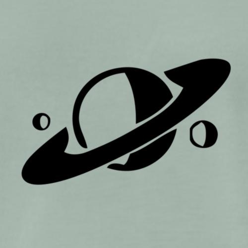 Saturno/Saturn - Maglietta Premium da uomo
