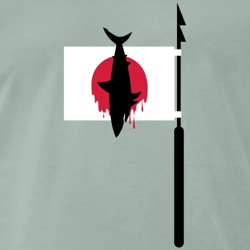 Haifischfang in Asien - Männer Premium T-Shirt