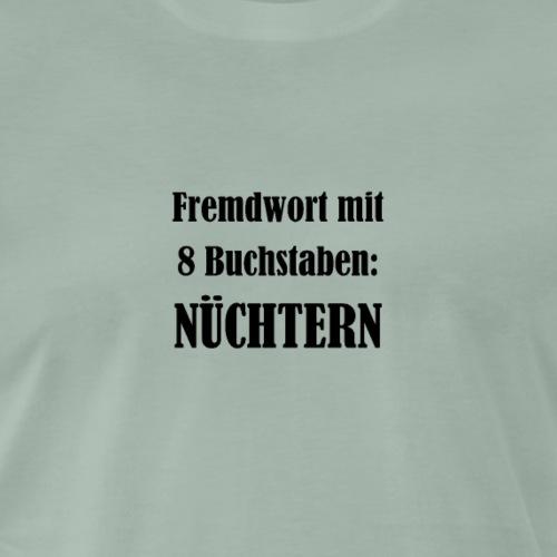 Party Geschenk - Männer Premium T-Shirt