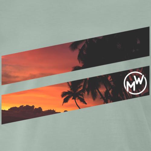 BeachSlash - Männer Premium T-Shirt