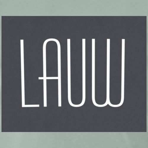 Lauw - Mannen Premium T-shirt