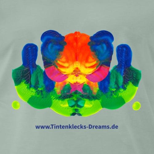 Tintenklecks-Dreams 8796 Motiv Seite 34 - Männer Premium T-Shirt