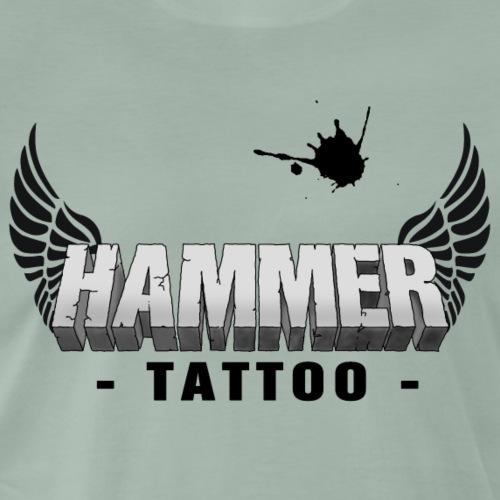 Hammer Tattoo - Männer Premium T-Shirt