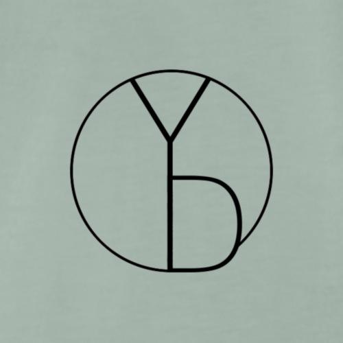 Logo YoungDesigner - Männer Premium T-Shirt