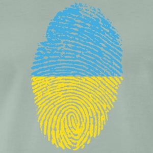 UKRAINA 4 EVER COLLECTION - Premium T-skjorte for menn