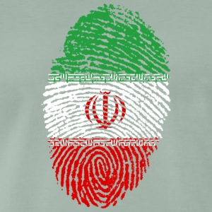 IN LOVE WITH IRAN - Men's Premium T-Shirt