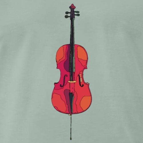 cello2 - Männer Premium T-Shirt