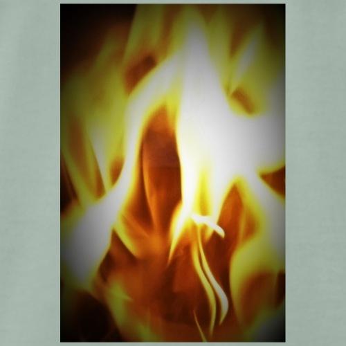 Feuer und Flamme - Männer Premium T-Shirt