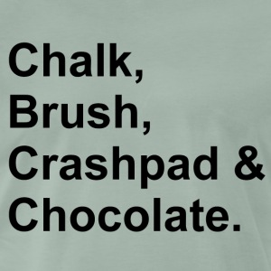 Chocolate - Men's Premium T-Shirt