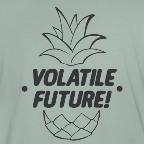 VOLATILE FUTURE! - Men's Premium T-Shirt