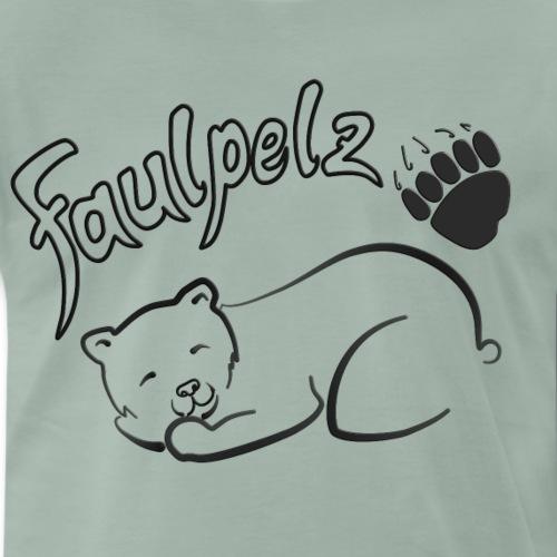 Faulpelz - Männer Premium T-Shirt