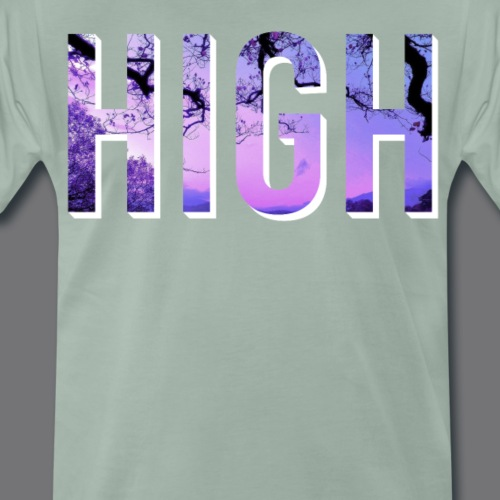 HIGH tee shirts - Men's Premium T-Shirt