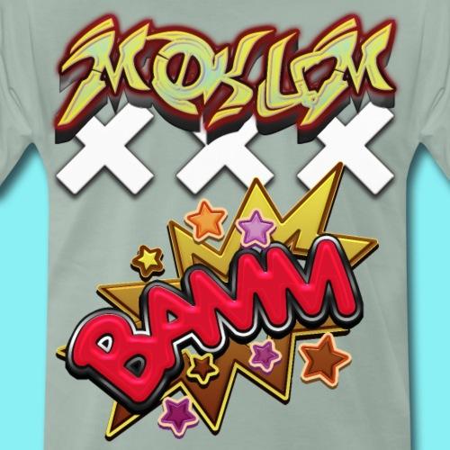 Mokum Bamm - Mannen Premium T-shirt