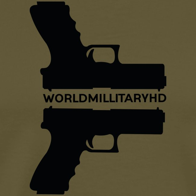 WorldMilitaryHD Glock design (black)
