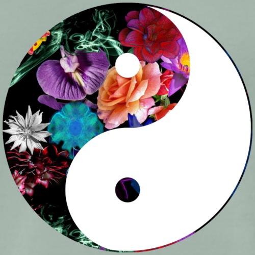 Natural yin-yang - T-shirt Premium Homme