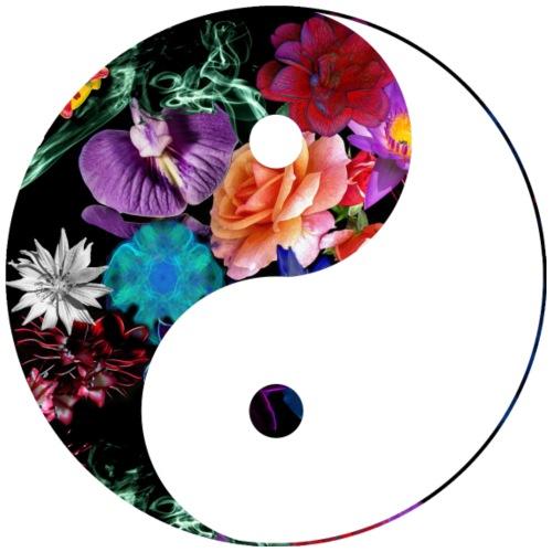 Natural yin-yang - Men's Premium T-Shirt