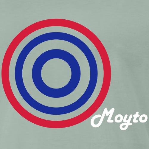 Moyto white - Maglietta Premium da uomo