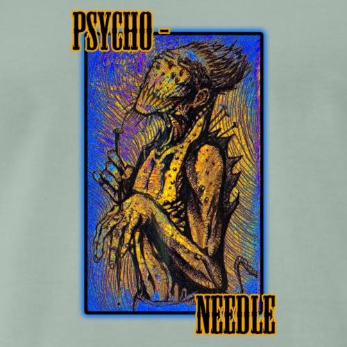 Psycho-Needle - Camiseta premium hombre