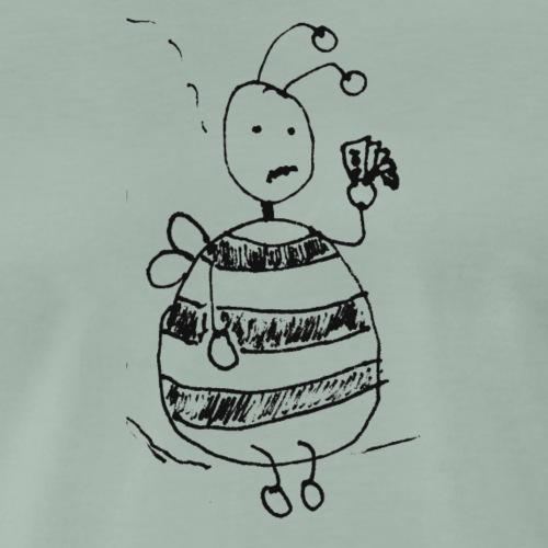 Vegan Bee - Men's Premium T-Shirt