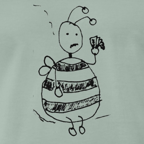 Vegan Bee - Men's Premium T-Shirt