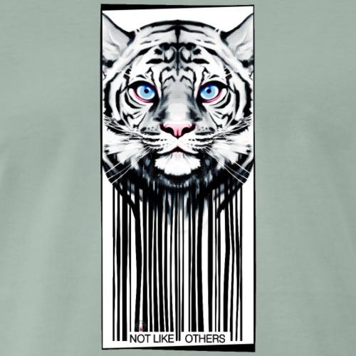Wtiger - Maglietta Premium da uomo