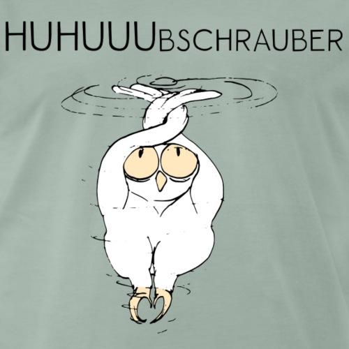 HUHUUUbschrauber - Männer Premium T-Shirt