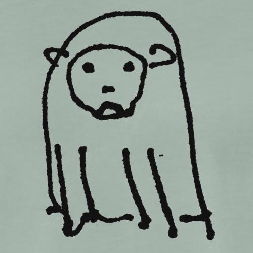 Bear Ape - Men's Premium T-Shirt