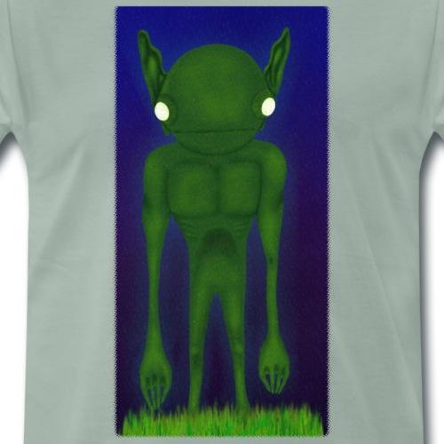 Hellier Kentucky Goblin / Alien - Men's Premium T-Shirt