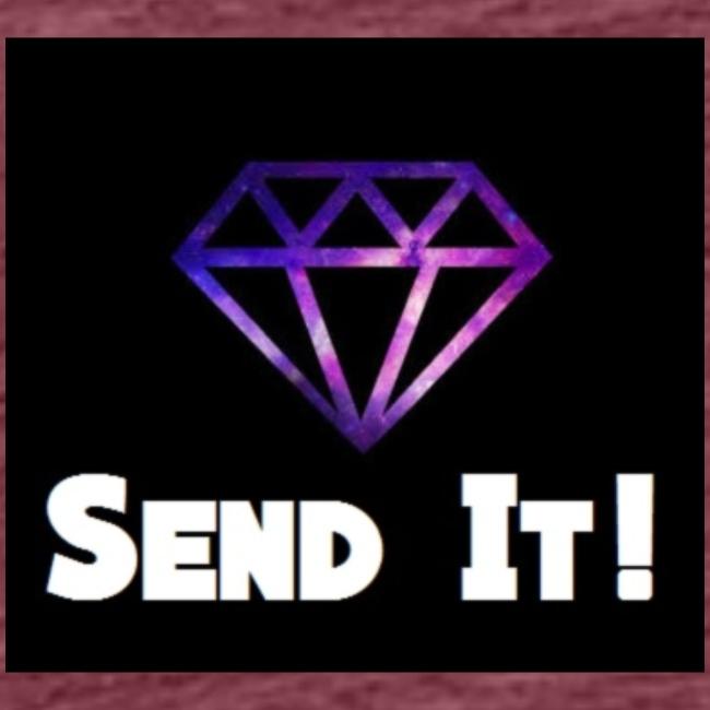 Send It Streetwear galaxy Tee