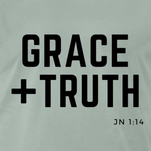 Grace & Truth - Men's Premium T-Shirt