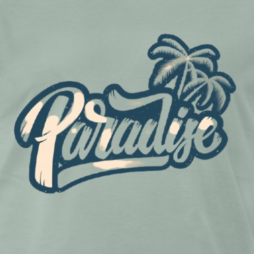 Paradise - Männer Premium T-Shirt