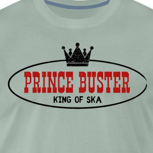 Prince Buster | King Of Ska - Camiseta premium hombre