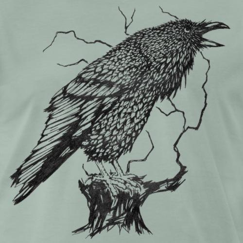 Rabe - Männer Premium T-Shirt