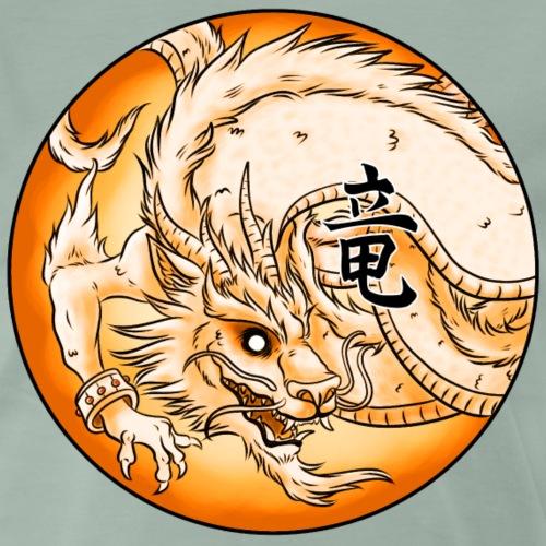 Chinese Dragon - Koszulka męska Premium