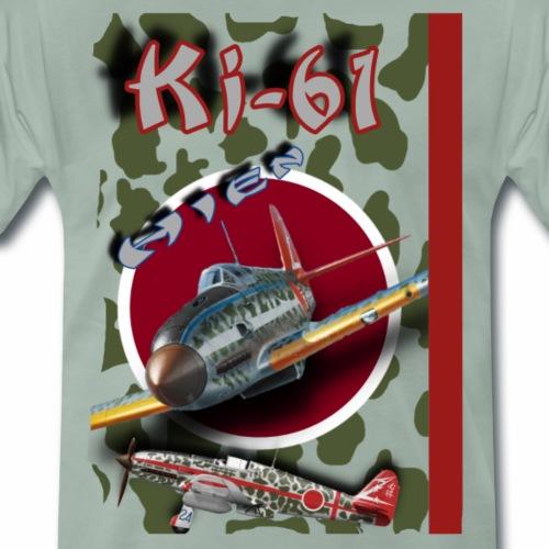 Ki 61 Hien - Männer Premium T-Shirt