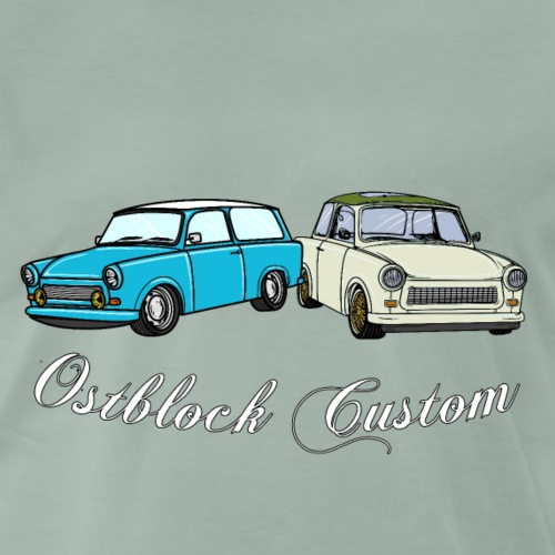 601custom - Männer Premium T-Shirt