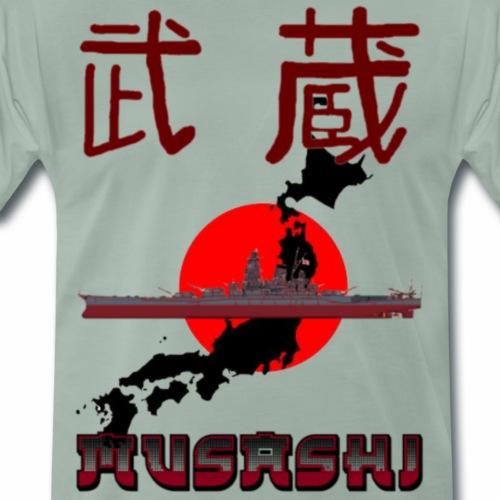 Musashi Schlachtschiff