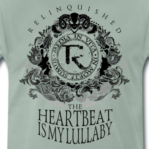 Relinquished - Heartbeat - Männer Premium T-Shirt