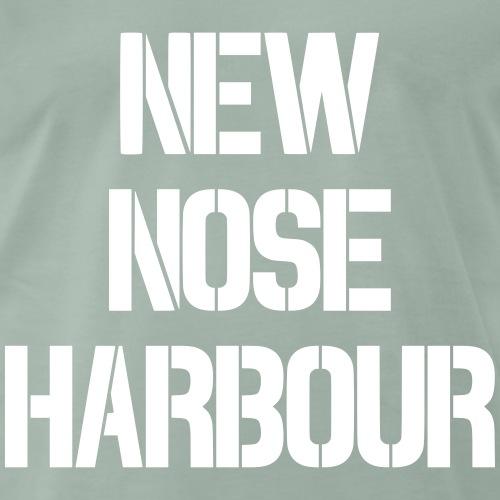 Newnoseharbour - Premium-T-shirt herr