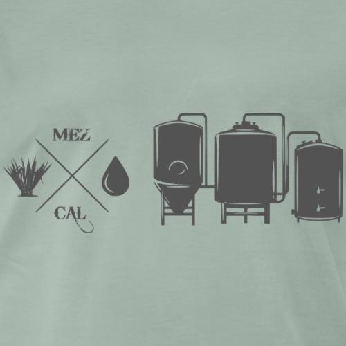 mezcal distillery - Männer Premium T-Shirt