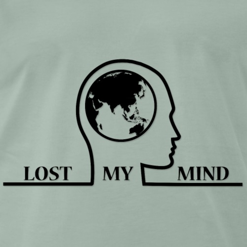 LOSTMYMIND - Men's Premium T-Shirt