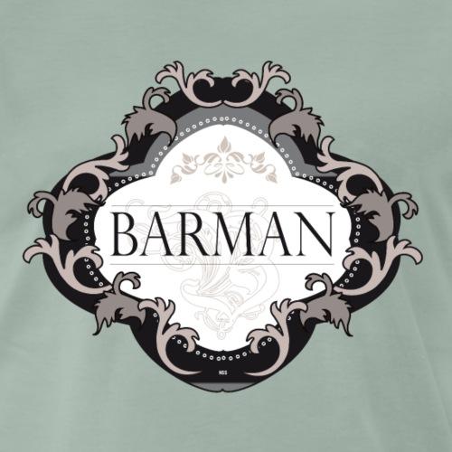 BARMAN CLASSIQUE by Florian VIRIOT - T-shirt Premium Homme