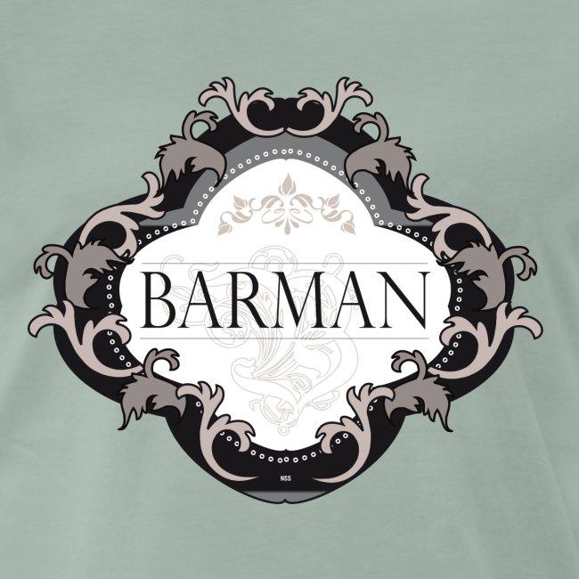 BARMAN CLASSIQUE by Florian VIRIOT