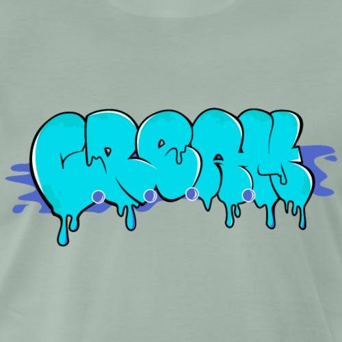 CREAMGraff - Camiseta premium hombre
