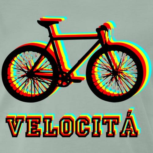 velocita - Männer Premium T-Shirt