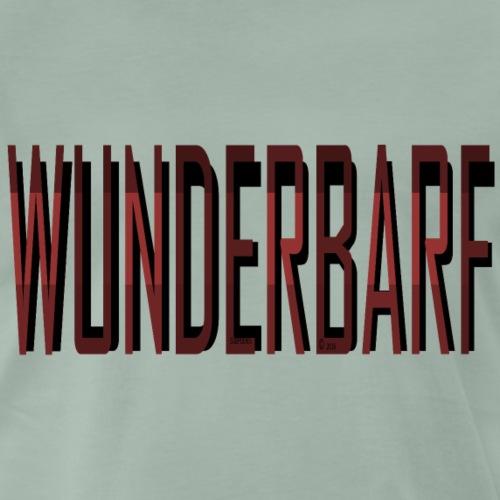 WUNDERBARF giblet - Men's Premium T-Shirt
