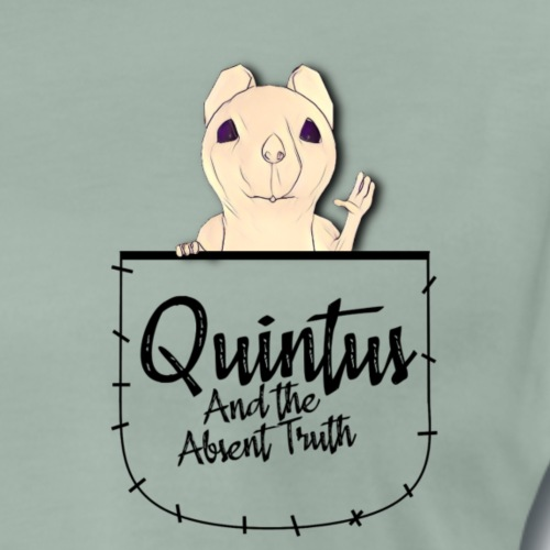 Pocket Quintus - Men's Premium T-Shirt