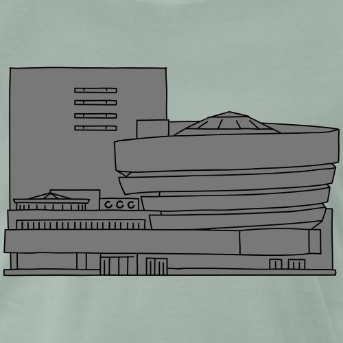Guggenheim Museum New York 2 - Männer Premium T-Shirt